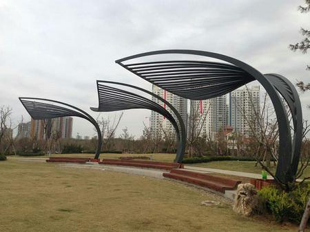 异形结构建筑
