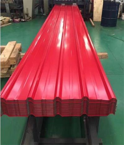 YX14-63.5-850型彩钢压型板