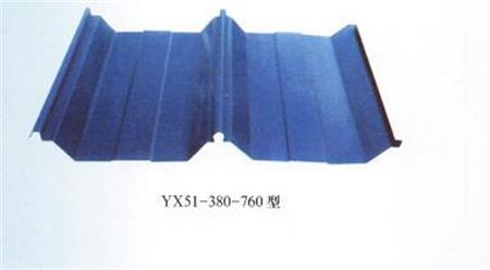 厂家供应YX51-380-760型压型钢板