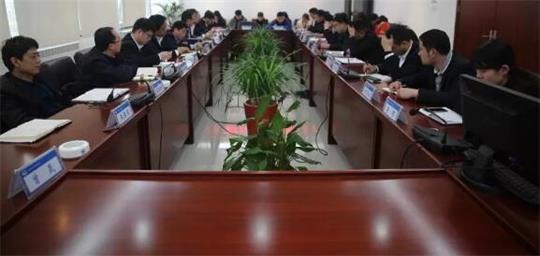 内蒙古钢结构厂家召开2019年经营工作会