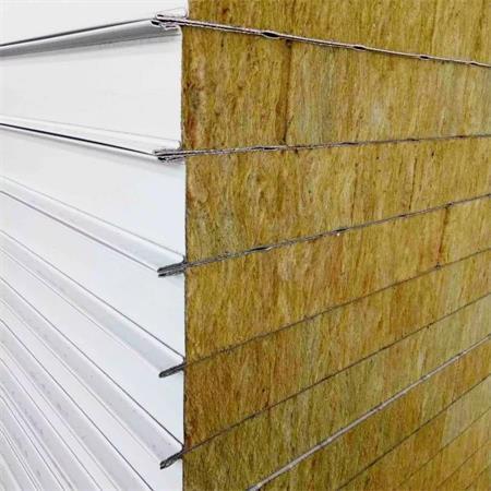 岩棉夹芯板的供应产品案例