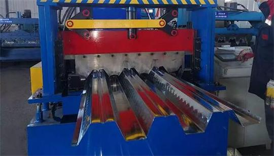 YX75-230-690开口型楼承板