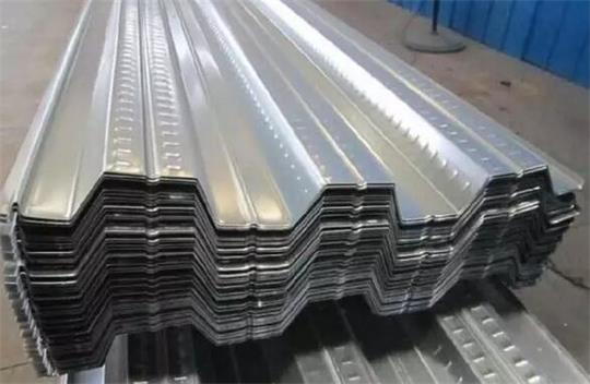 设计生产乌兰察布镀锌楼承板