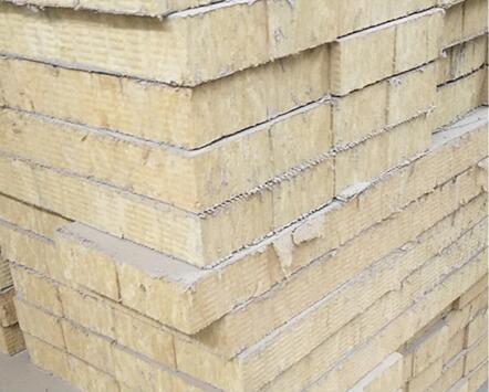 内蒙古外墙保温岩棉复合板