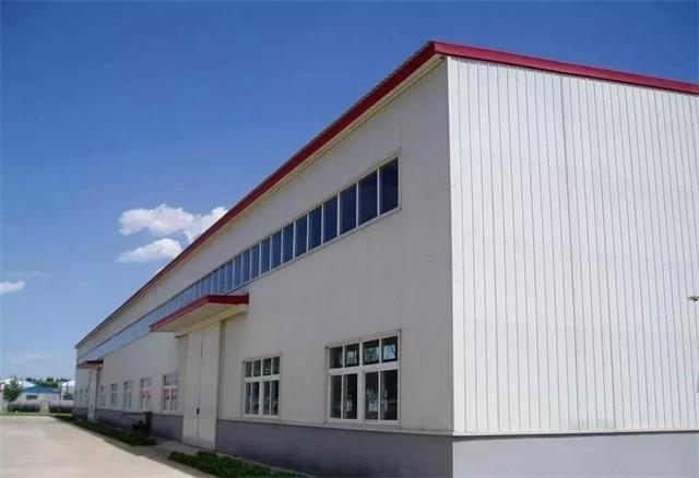 内蒙古钢结构厂房