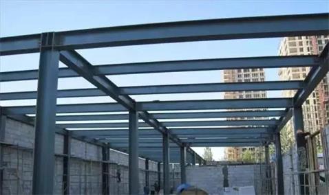 钢结构的加固案例