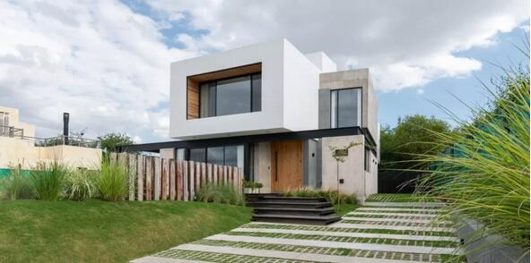 住宅钢结构别墅工程房