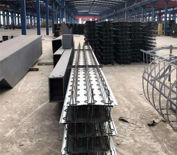 乌兰察布楼承板厂家加工定制钢筋桁架楼承板新型叠合板案例分析