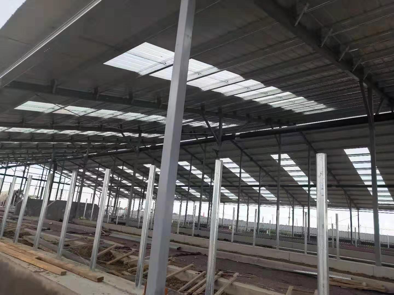 钢结构架构