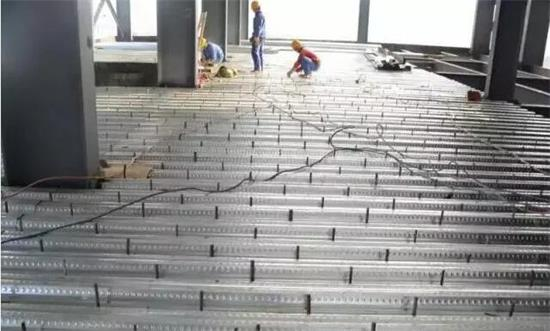 乌兰察布楼承板产品测试