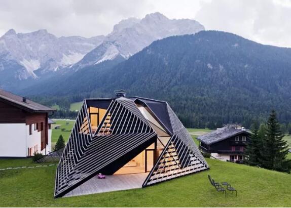 钢结构建筑图