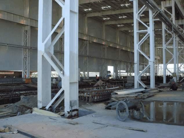 钢结构的使用