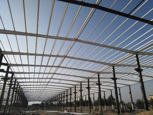 钢结构的楼承板特性