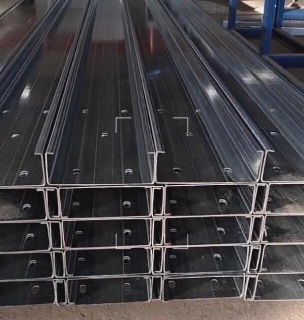 抗震支架组件C型钢的制作过程和材质规格