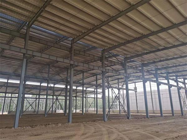 内蒙古钢结构建筑工程