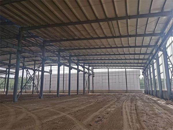 钢结构承建施工图