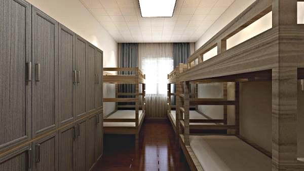 学员宿舍环境
