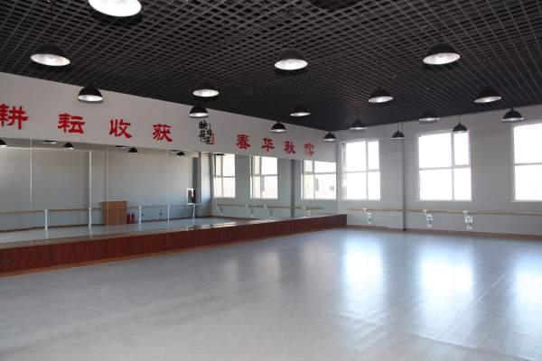 舞蹈训练厅
