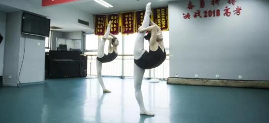 呼和浩特舞蹈艺考训练