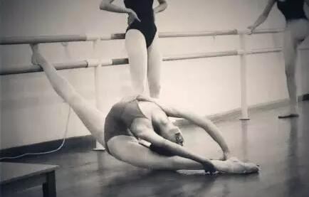 舞感细节的掌握