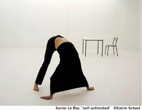 《未完成的自我》(Self Unfinished,1998)