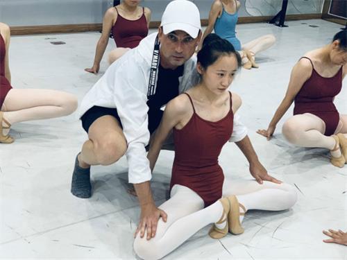 舞蹈的基本功