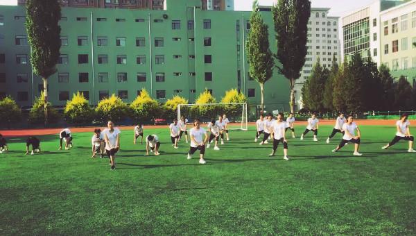 学员集训日常训练照-4