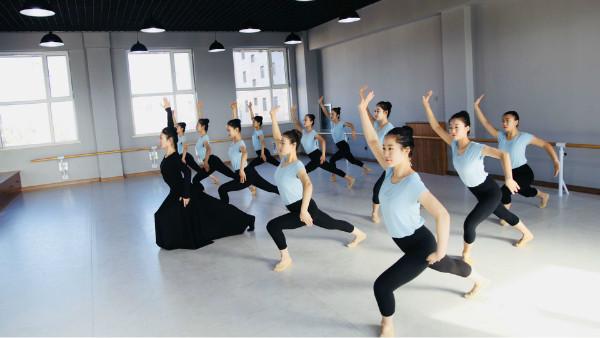 内蒙古舞蹈培训处舞蹈编排