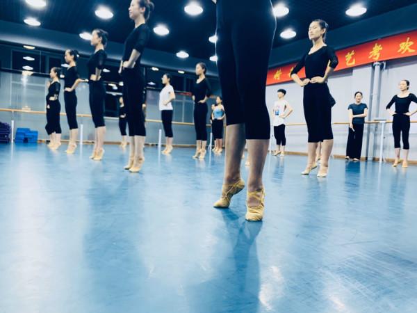 舞蹈艺考集训