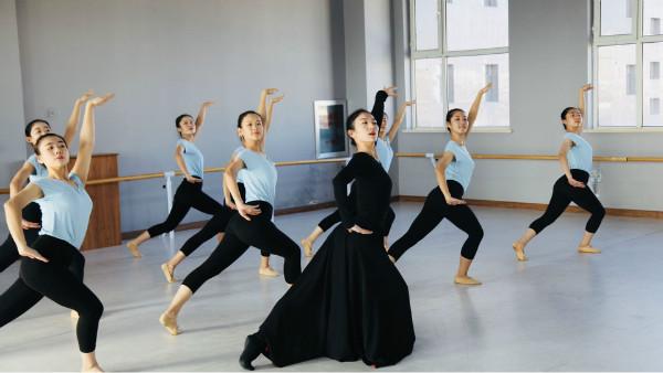 内蒙古舞蹈艺考编舞