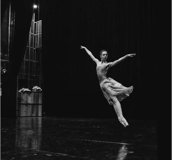 舞蹈的感受力