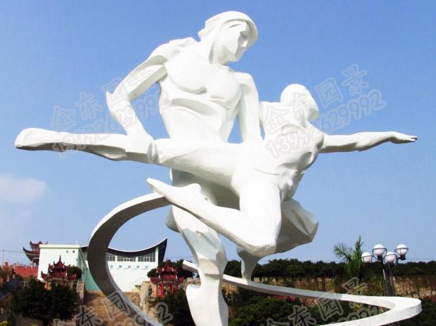 汉中人物雕塑