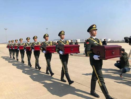 中国志愿军烈士