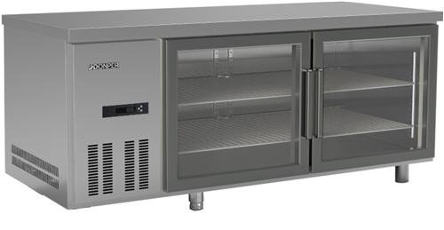 四川冷藏冷冻柜-台式东贝展示柜