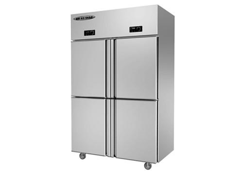 四川冷藏冷冻柜-四门好乐冰箱HL-1000C2D2S