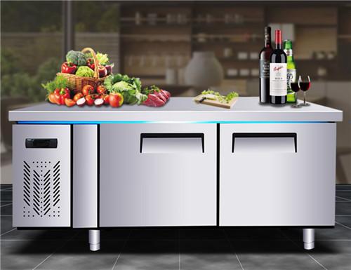 四川冷藏冷冻柜-1.5米东贝好乐米操作台HL-300C2S