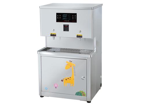 四川开水器-幼儿园电磁阀出水电开水器ZK-2-20L-UF1A
