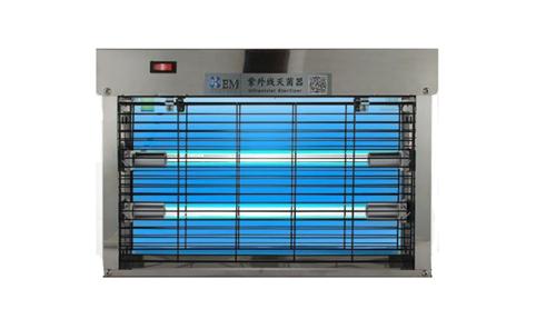 四川紫外线灯-不锈钢系列12W—60W