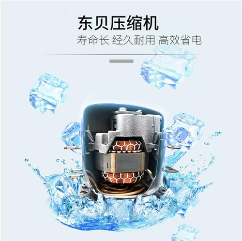 四川冷藏冷冻柜的压缩机图片