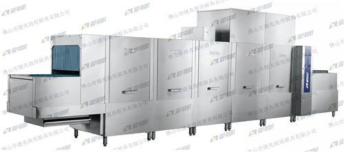 四川洗碗机-全自动大型长龙洗碗机