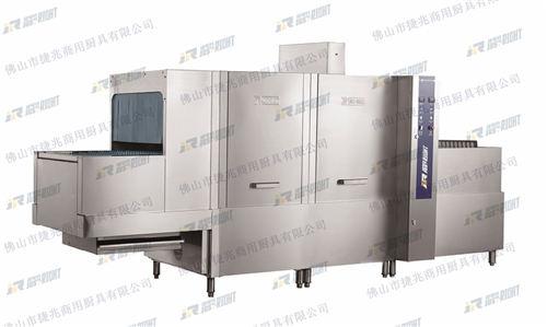 四川洗碗机-洗漂全自动中型商用洗碗机