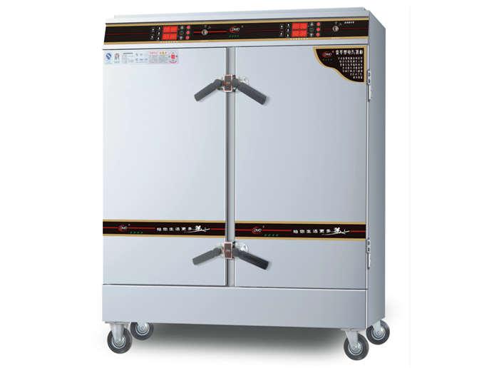 四川蒸饭柜-实用豪华型电汽两用蒸柜