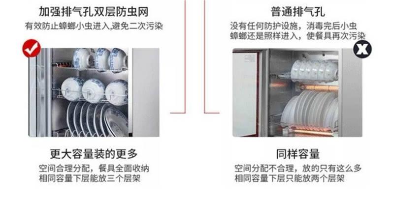 负离子消毒柜优势对比