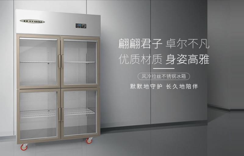 四川冷柜展示柜图片
