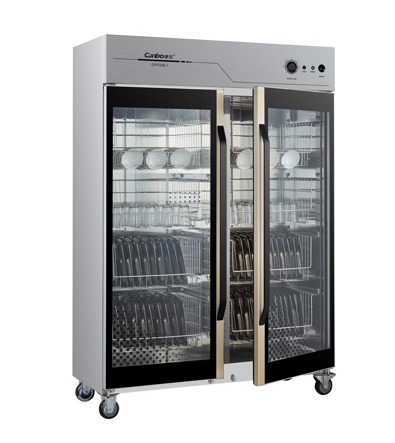 成都低温玻璃门保洁柜系列