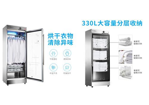 canbo sterilized cupboard size