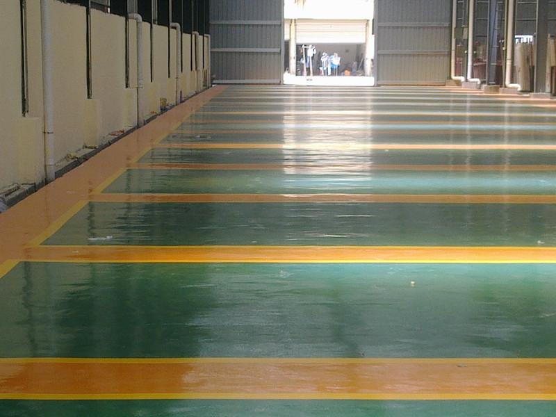 地坪工程质量好 服务佳