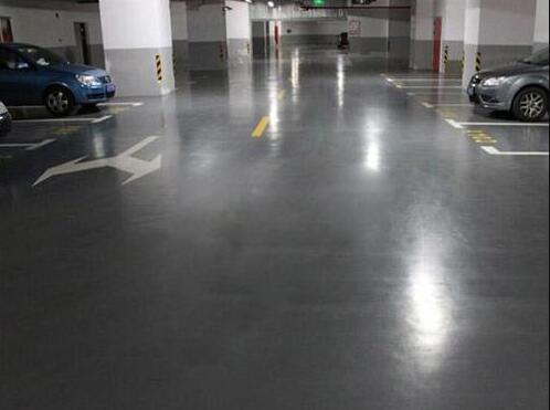 如何确定施工金刚砂耐磨地坪材料的用量?