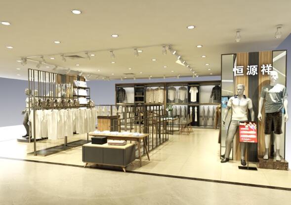 如何设计时装陈列柜,服装展柜厂给我们详解?