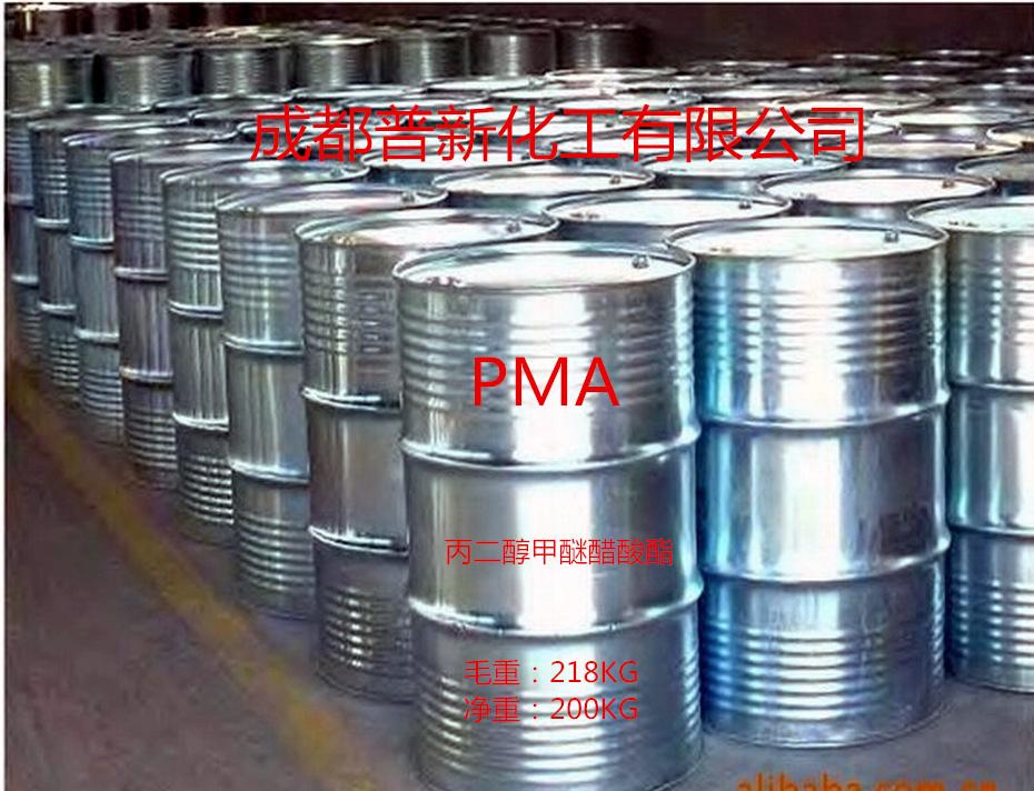 四川丙二醇甲醚醋酸酯(PMA)生产厂区